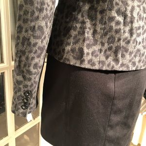 Rebecca Taylor Jackets & Coats - Rebecca Taylor Animal prints jacket
